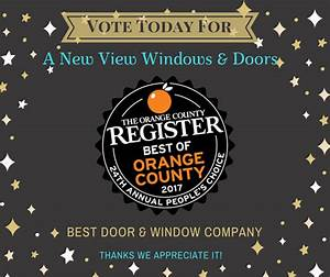 Best of Orange County 2017 – Anaheim | A New View Windows ...