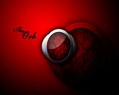 red orb wallpapers hd wallpapers id