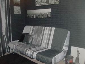 deco chambre avec clic clac With tapis chambre bébé avec housse de canapé clic clac extensible