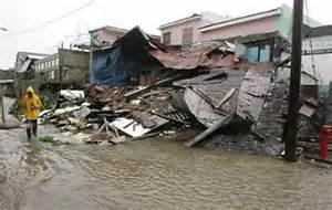 Hurricane Ivan Damage Jamaica