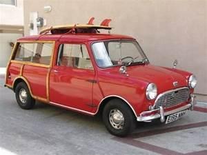 Austin Mini Clubman : restored 1964 mini countryman woodie wagon bring a trailer ~ Gottalentnigeria.com Avis de Voitures