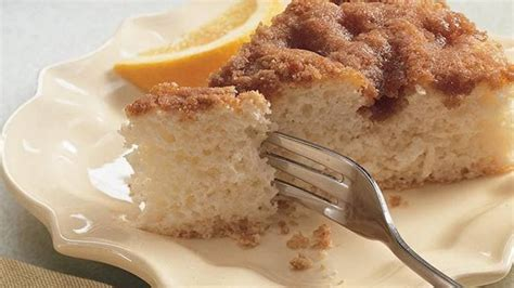 apple coffee cake recipes bettycrockercom
