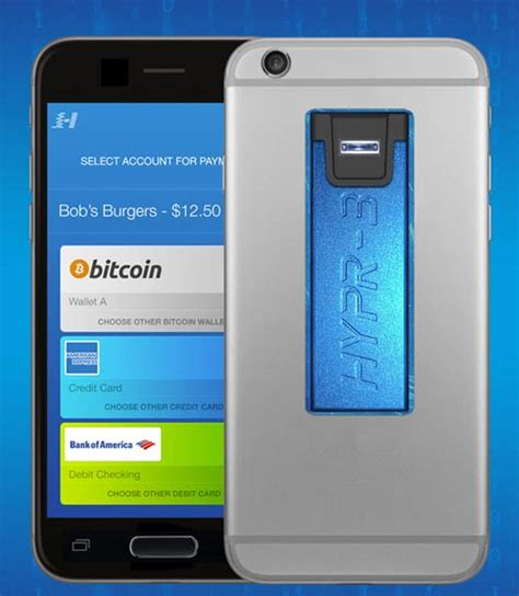 Buy bitcoin online with amazon gift card instant release ethereum. HyprKey is Taking Pre-Orders for their HYPR-3 Biometric Mobile Wallet