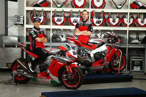 Honda Stick With O'halloran And Linfoot For 2018