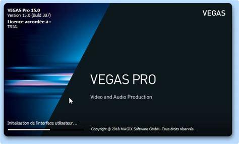 Télécharger Vegas Pro 15 Gratuitement Pour Windows