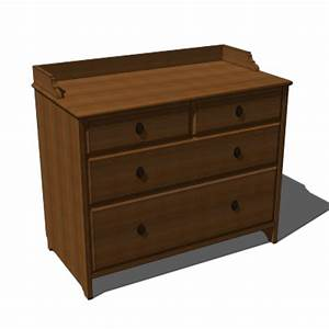 Ikea Leksvik Kommode : ikea leksvik chest of drawers 3d model formfonts 3d models textures ~ Buech-reservation.com Haus und Dekorationen
