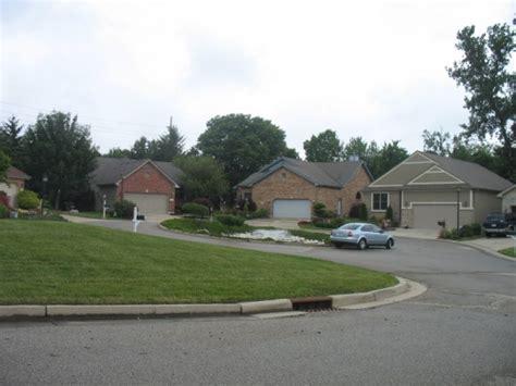 cincinnati patio homes for sale springboro s heatherwoode