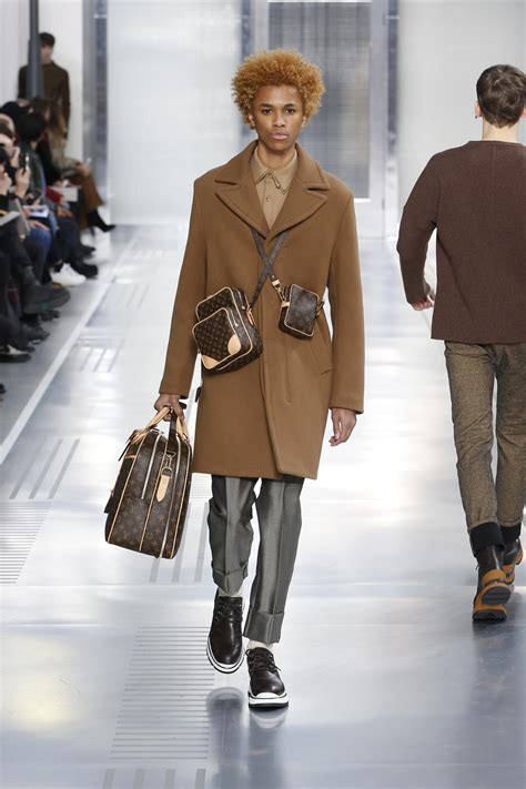 LOUIS VUITTON FALL WINTER 2015-16 MEN'S COLLECTION | The ...