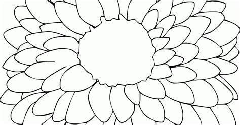 mewarnai gambar bunga dahlia