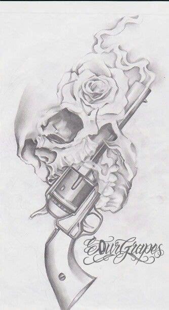 ideas  gun tattoos  pinterest pistol gun