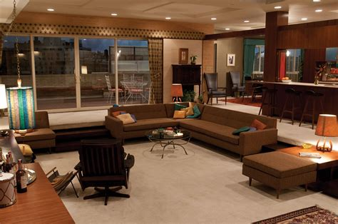 How to Design a Set: Mad Men and Scandal -- Vulture