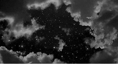 Starry Aesthetic Sky Skies Manga Main Clouds