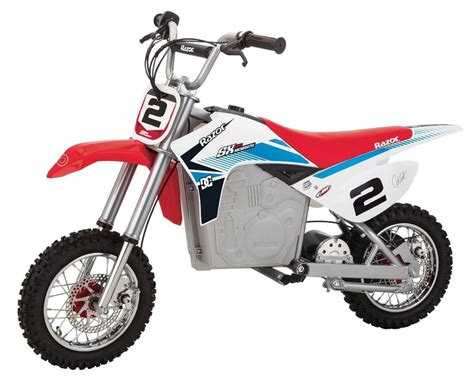 razor dirt rocket electric motocross bike new razor sx500 mcgrath dirt rocket electric motocross