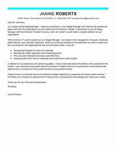 leading professional supervisor cover letter examples With how to write a cover letter for supervisor position