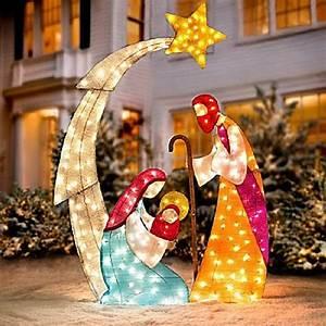 Outdoor, Christmas, Decor, Ideas