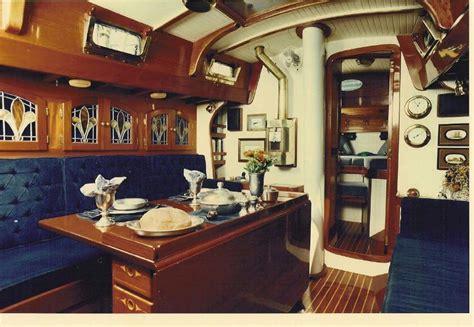 Yacht Innen by Beautiful Sailing Yacht Interior Boote Innen Segelboot
