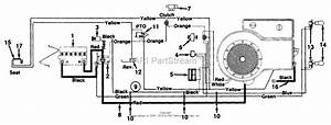 Mtd 133l677f062  95178   1993  Parts Diagram For