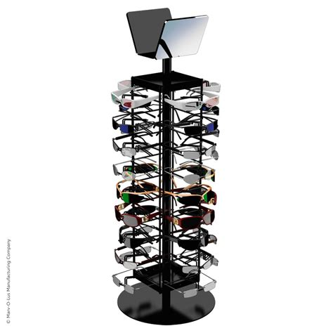 countertop sunglass display economical 36 sunglasses countertop spinner display rack