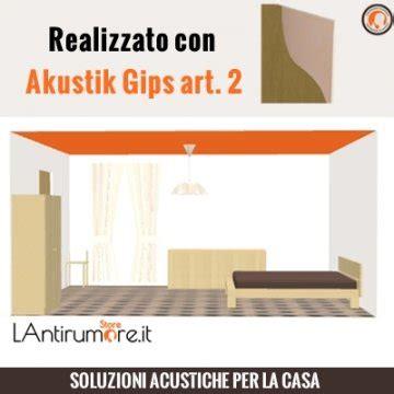 Insonorizzazione Acustica Soffitti by Insonorizzazione Soffitto Stanza