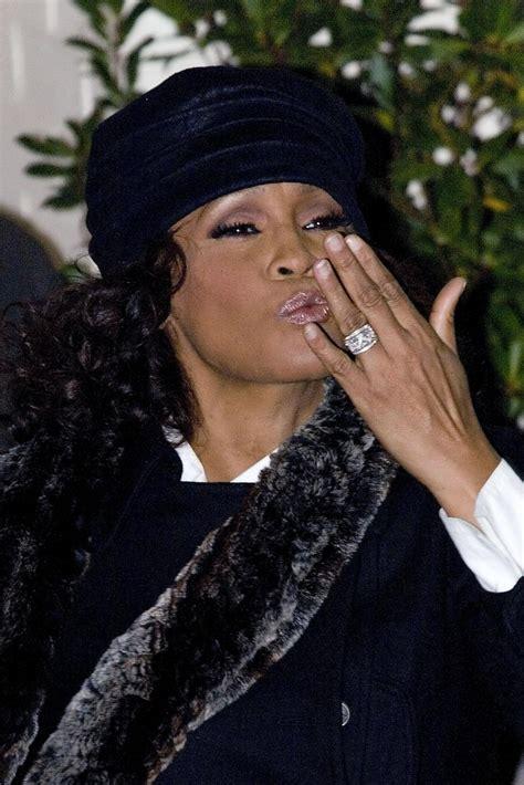 Whitney Houston Silver Ring   Whitney Houston Jewelry