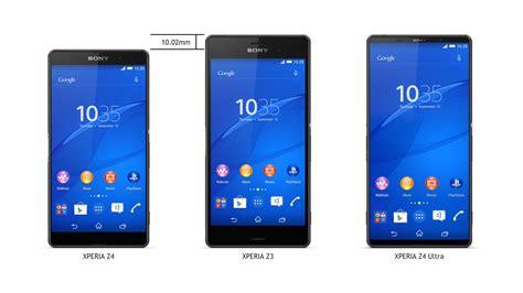 sony xperia phone sony xperia z4 concept phones