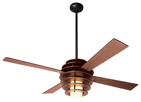 42 quot modern fan stella mahogany bronze ceiling fan with