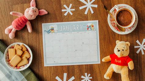 print  january  printable calendar disney family