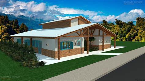 casas terreas barbara borges projetos