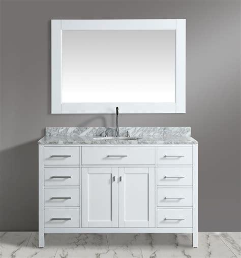 bathroom vanity single sink  web