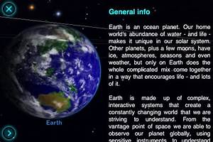 Image Gallery information about planets