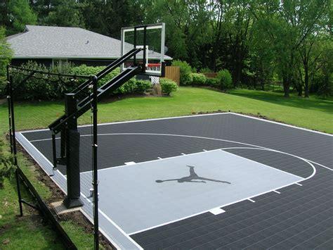 basketporn top  backyard basketball courts basketporn