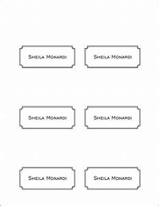 free place card template 6 per sheet the best resume With template for place cards 6 per sheet