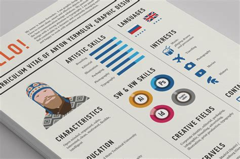 39 Fantastically Creative Resume And Cv Exles by 39 Fantastically Creative Resume And Cv Exles