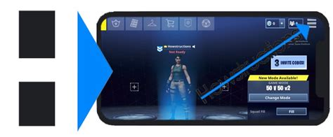 logout  switch accounts   fortnite mobile