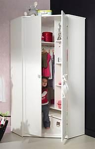 Begehbarer Kleiderschrank Kinder : wei er eck kleiderschrank von lifetime f r kinder ~ Indierocktalk.com Haus und Dekorationen