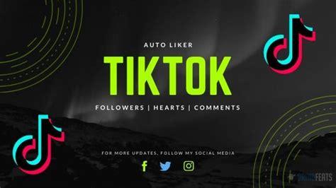 Download TikTok Auto LIKER APK [Free REAL Likes] in 2020 ...