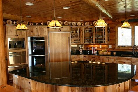 log cabin kitchen cabinets 370 best images about western kitchens on 7149