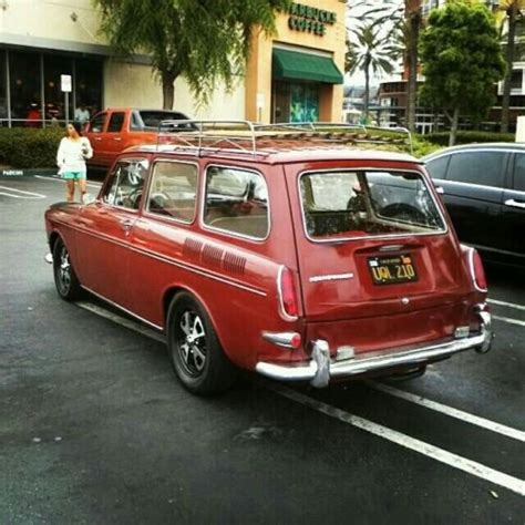 Sell Used 1967 Vw Squareback In Anaheim, California