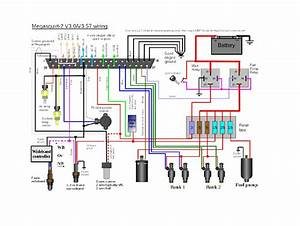 Magasqirt Wiring Diagram - Megasquirt