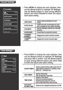 Element Led Tv E2sw5018 User Manual