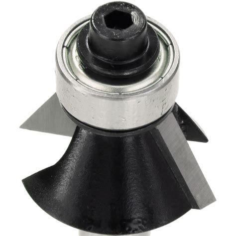 1 EdessÖ Fasefräser 45° Winkel  Kugellager  6mm Schaft