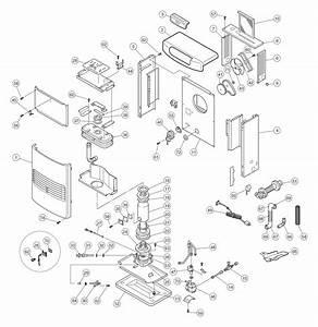 Toyotomi Laser 30 Parts