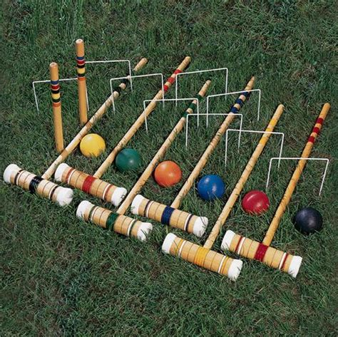 Backyard Croquet by Best Summer For The Whole Family Motherhood Defined