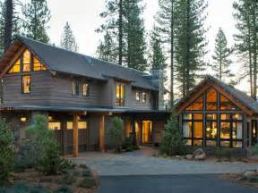 mountainside home plans wood mountain house plans