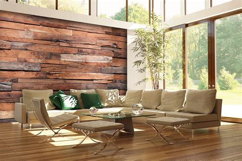 Fototapete Wall by Fototapete Wooden Wall