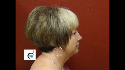 Short Stacked Wispy (women's Hairstyle)