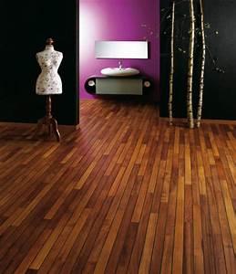 sol de salles de bains lequel choisir inspiration bain With parquet navylam