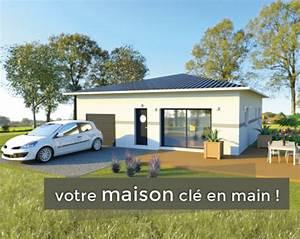 Maison Clé En Main 100 000 Euros : maison cl o constructeur de maison individuelle en gironde ~ Melissatoandfro.com Idées de Décoration