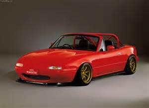 Mazda Miata Racing Wheels