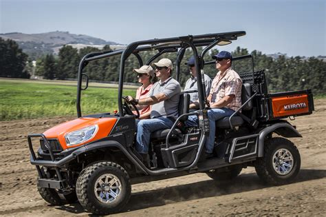 Best Utility Vehicle by Kubota Utility Vehicles 2016 Spec Guide Compact Equipment